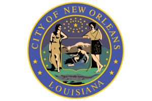 City Seal of New Orleans Lousiana