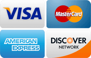 We Accept Major Credit Cards-National Economy Plumbers New Orleans LA